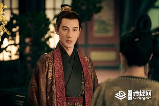 上阳赋子澹当 皇帝了吗  皇帝的传位 诏书怎么写的